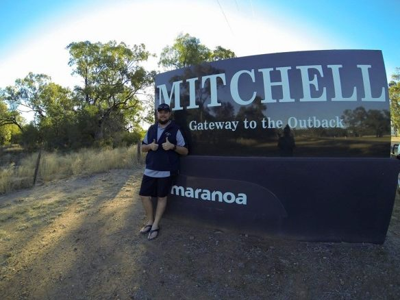 Mitchell is at Mitchell